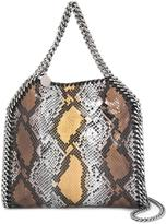 Stella McCartney python-effect Falabella tote - women - Artificial Leather - One Size