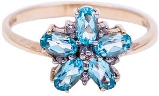 Salome Bridal Collection Vintage Topaz Ring