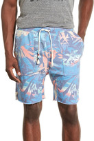 Sol Angeles &Orchid Garden& Saddle Shorts