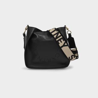Stella McCartney Handbag Mini Crossbody In Black Synthetic Leather