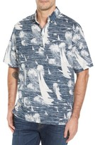 Reyn Spooner Men's Kona Winds Classic Fit Sport Shirt