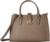 Lauren Ralph Lauren Carrington Brigitte II Satchel Satchel Handbags