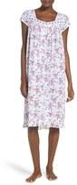 Eileen West Women's Floral Jersey Nightgown