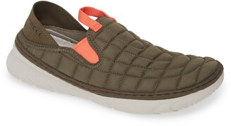 Merrell Hut Quilted Moc Sneaker