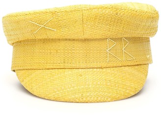 Ruslan Baginskiy Straw Baker Boy Hat