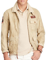 Polo Ralph Lauren Cotton Summer Flight Jacket