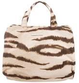 Dolce & Gabbana Printed Travel Bag