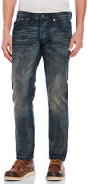 Cult of Individuality Steampunk Greaser Slim Straight Jeans