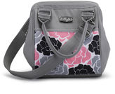 LILLYBIT LillyBit Pink Floral Day-Pack Diaper Bag