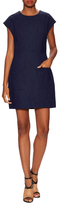 Tibi Delave Cotton Sheath Dress