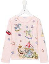 Dolce & Gabbana 'Wonderland' T-shirt