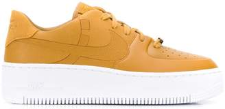 Nike perforated style sneakers