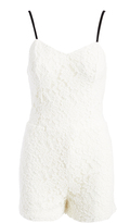Mimichica Ivory Lace Romper