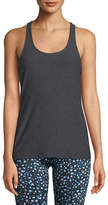 Beyond Yoga Travel Scoop-Neck Racerback Tank
