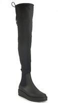 Jeffrey Campbell Monsoon 2 - Neoprene Knee Hi Boot