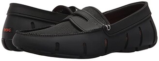 Swims Penny Loafer (Black) Men's Shoes