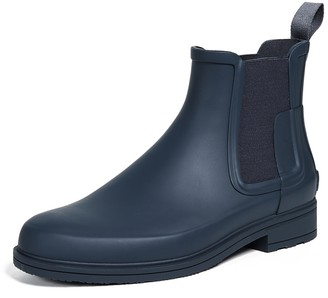 Hunter Original Refined Rubber Chelsea Boots