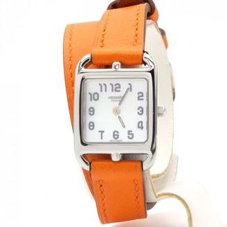 Hermã ̈S HermAs Cape Cod Orange White gold Watches