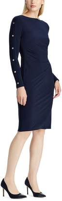 Lauren Ralph Lauren Long Sleeved Shift Dress