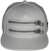 Cult of Individuality Faux Leather Zipper Cap