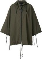 Ter Et Bantine oversized hood coat