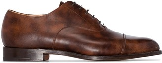 Tricker's Appleton lace-up Oxford shoes