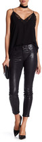7 For All Mankind Snake Print Ankle Skinny Pant
