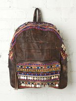 Free People Alameda Embellished Backpack