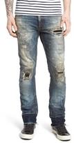 PRPS Men's Demon Slim Straight Leg Jeans