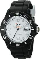 Ice Watch Ice-Watch Ice Men's SIBWBS10 Ice-White White Dial with Bracelet Watch