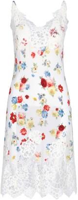 Ermanno Scervino Floral Midi Dress