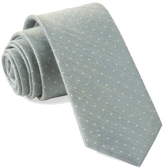 BHLDN BhldnThe Tie Bar Morning Mist Destination Dots Tie