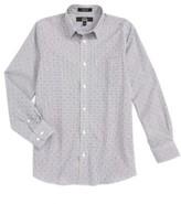 Nordstrom Boy's Dobby Dress Shirt