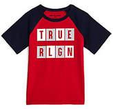 True Religion Kids Texture Tr Tee