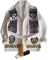 Stella Jean White Wool Knitwear for Women