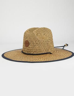 Roxy Pina To My Colada Girls Lifeguard Straw Hat