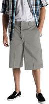"Dickies Men's 13"" Loose Fit Twill Stripe Multi-Pocket Work Short"