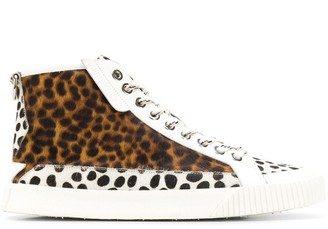 Jimmy Choo Impala high-top sneakers