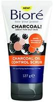 Biore Charcoal Oil Control Scrub, 127 g