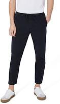 Topman Skinny Fit Pinstripe Trousers