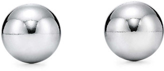 Tiffany & Co. City HardWear ball earrings in sterling silver