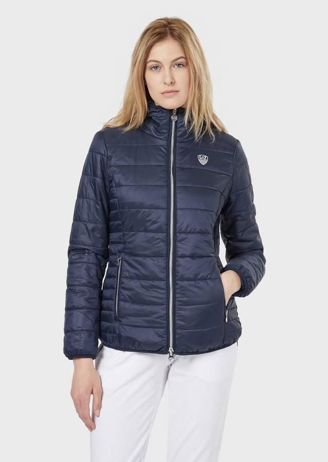 6a5f4ce9a3 Ea7 Puffer Jacket
