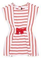 Catimini Toddler's & Little Girl's Striped Dress