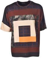 Dries Van Noten Patchwork Printed T-shirt