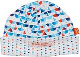 Magnificent Baby Blue Mod Boat Reversible Hat (Baby) - Blue - One Size