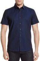 Robert Graham Deven Skulls Slim Fit Button-Down Shirt