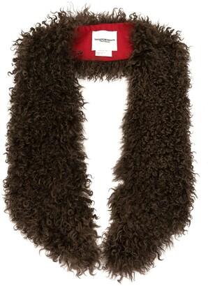 TAKAHIROMIYASHITA TheSoloist. Shearling-Fur Collar