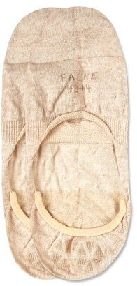 Falke Step Cotton Blend Liner Socks - Mens - Camel
