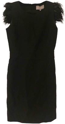 Les Petites Black Cotton Dress for Women