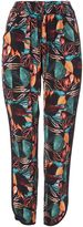 Biba Printed slouch trousers